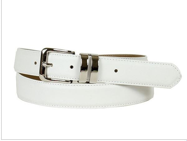 Black & White Reversible Belt