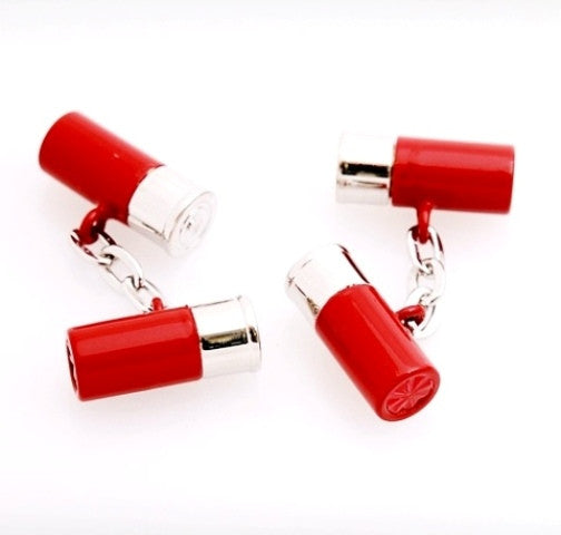 Toggle Chain Link Cufflinks