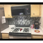 Mosaic Self Adhesive Tile Backsplash Wall Sticker