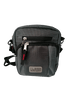 Atlas for Men schoudertas / tas. Donker Grijs. 3-vaks