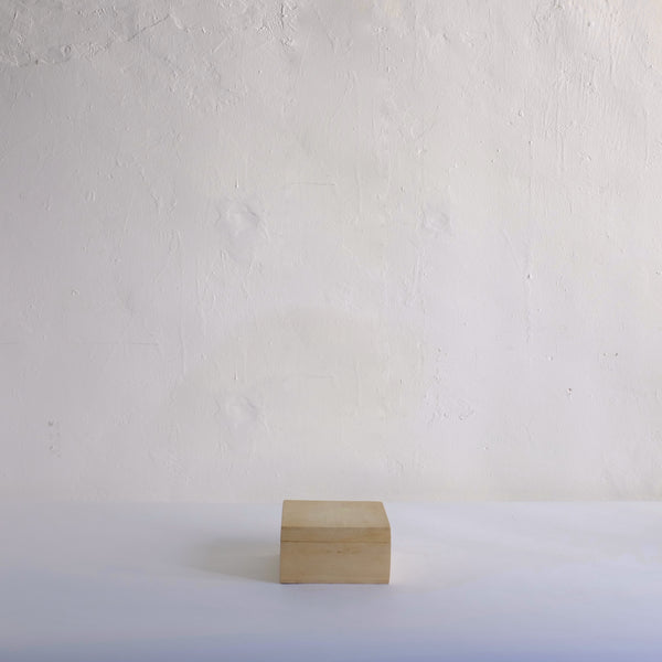 Balsa wood box