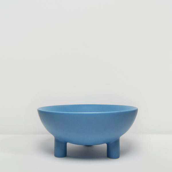 Blue footed bowl