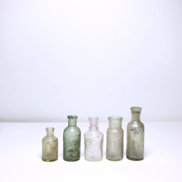 Vintage bottles: Collection 2