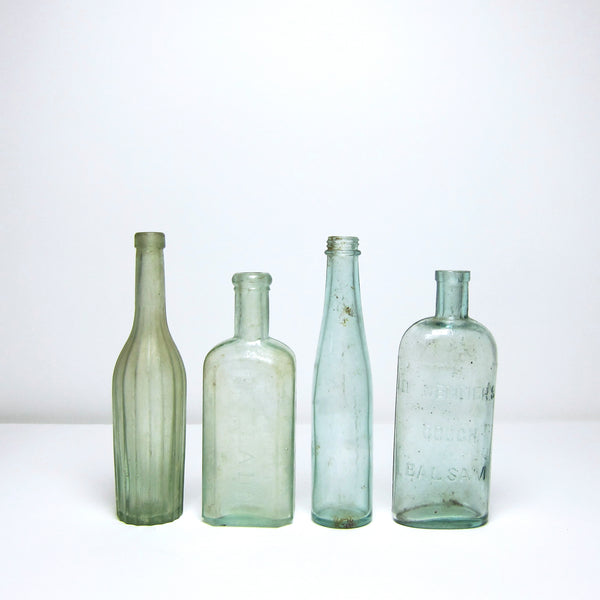 Vintage bottles: Collection 3