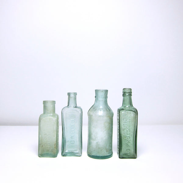 Vintage bottles: Collection 4