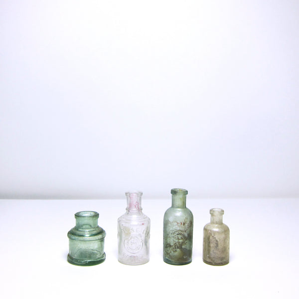 Vintage bottles: Colleciton 6