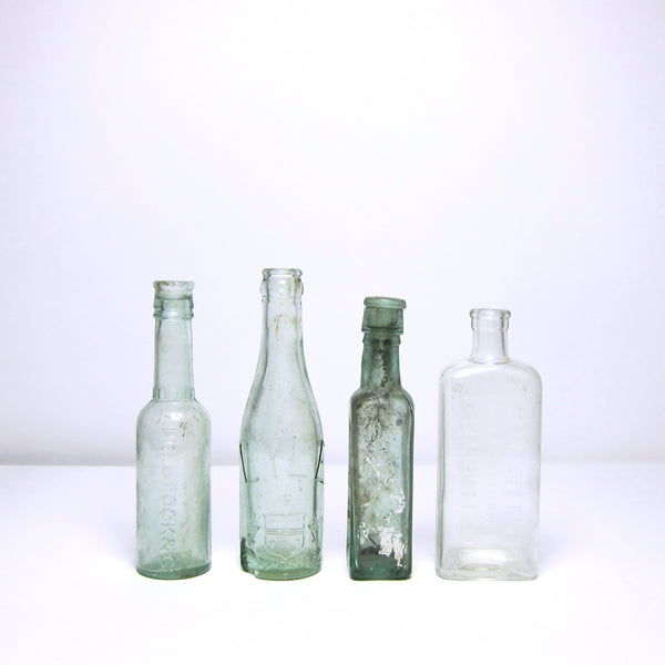 Vintage bottles: Collection 7