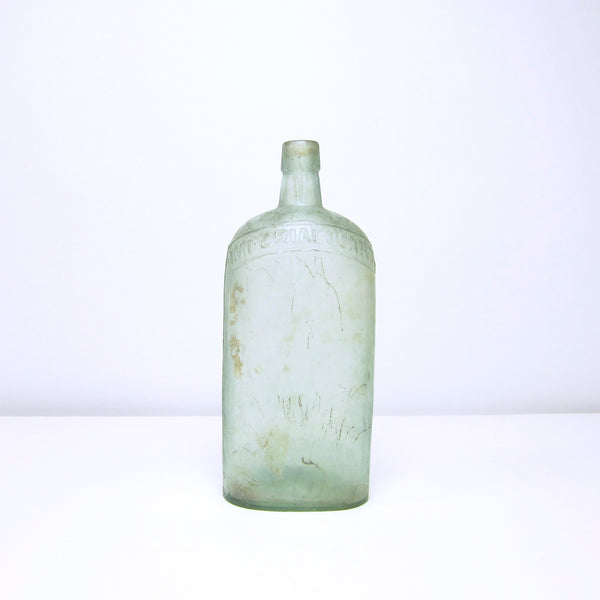 Tall vintage bottle