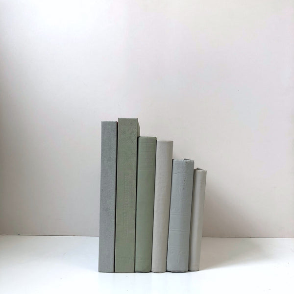 Six paintable books