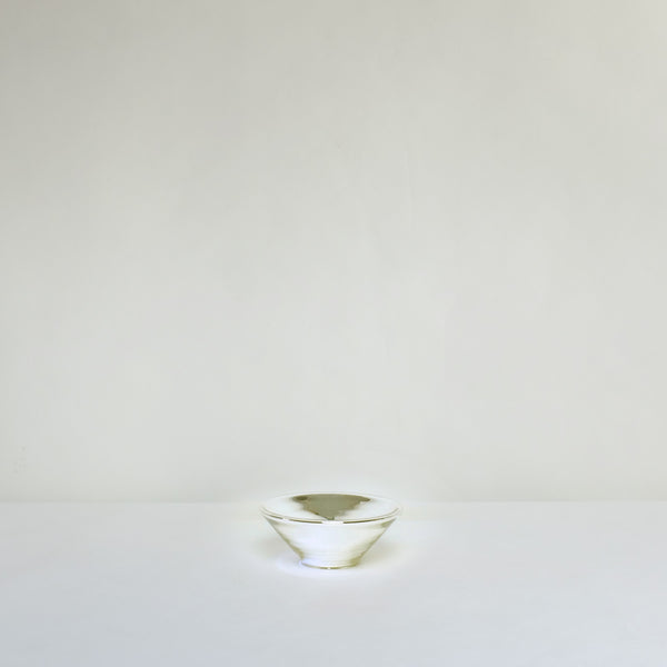 Small mirrored bowl