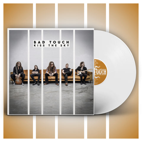 Signed Limited Edition White Vinyl