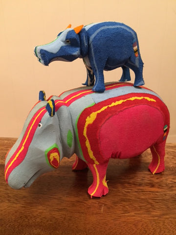 FLIP THE FLOP HIPPO - from $25