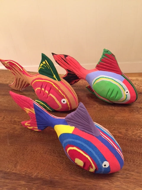 FLIP THE FLOP REEF FISH