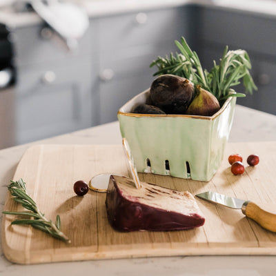 Figs and Rosemary in Carton