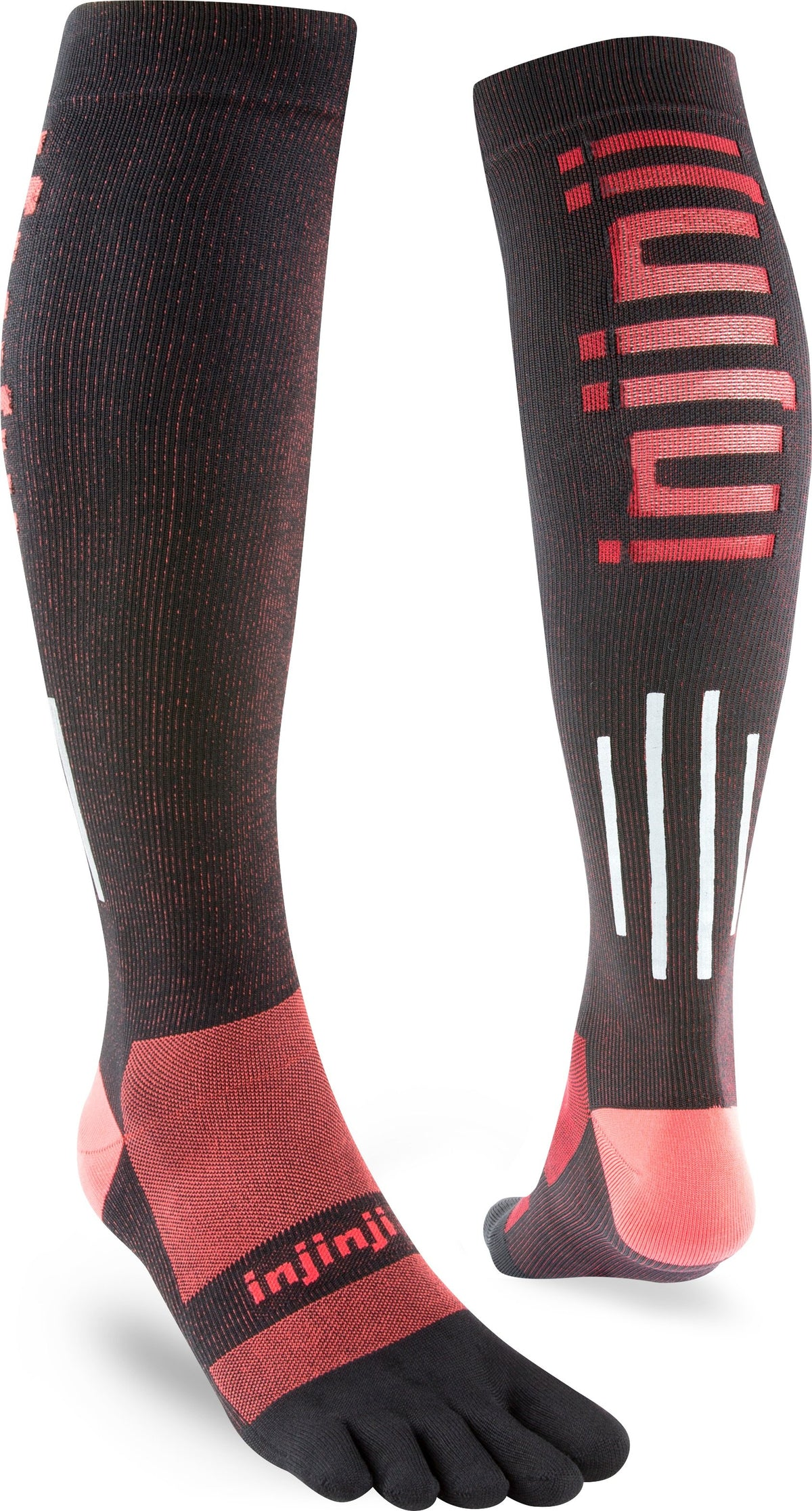 Injinji Toe Socks - Compression Lightweight