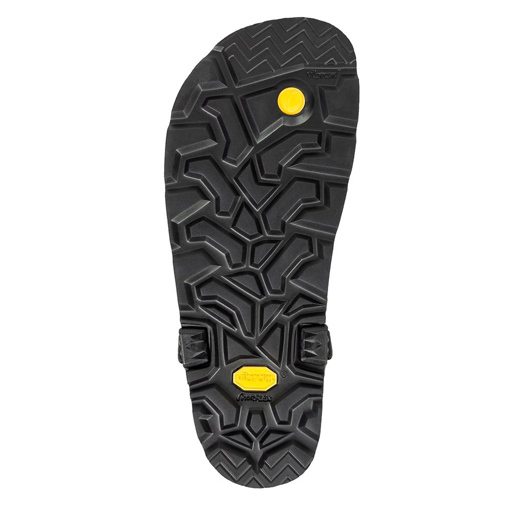 Luna Sandals, Mono WInged Edition. Vibram Sole