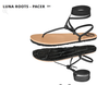LUNA Roots Sandal Builder