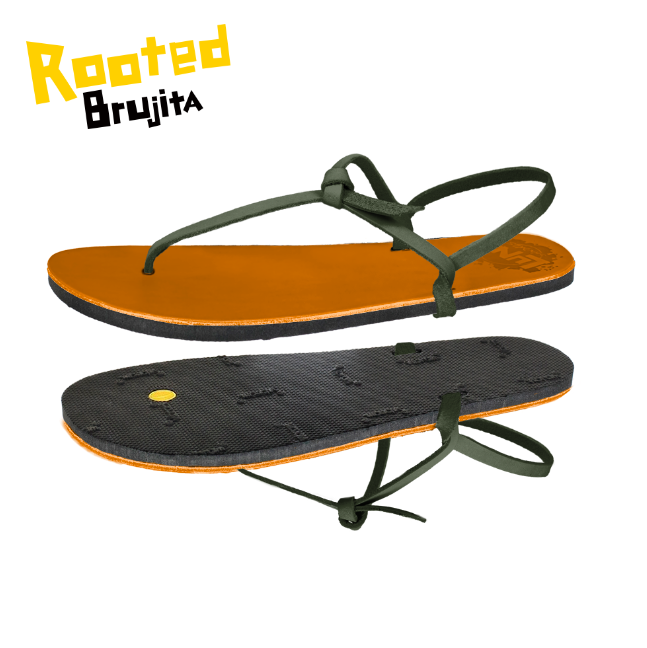 ROOTED BRUJITA SANDAL BUILDER