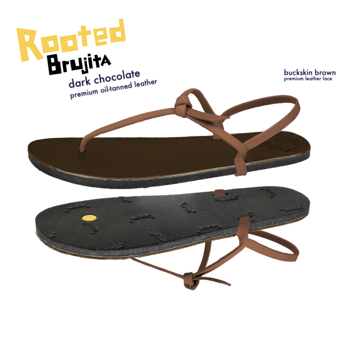 ROOTED BRUJITA SLIP-ON