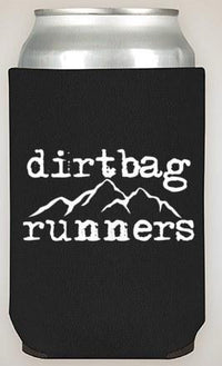 Dirtbag runners Beer Koozie  - LUNA Sandals - 1