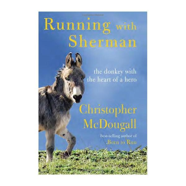 Running with Sherman Book by Christopher McDougall