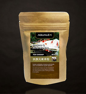 Aqualex Premium Enzyme & Mineral Bag