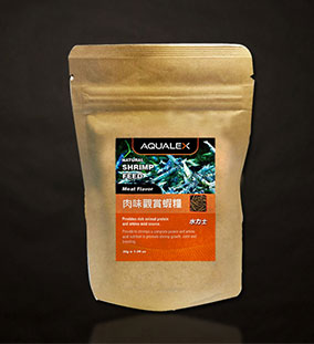 Aqualex Premium Meat Shrimp Food