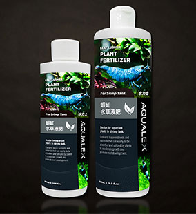 Aqualex Premium Plant Fertilizer for Shrimp Tanks