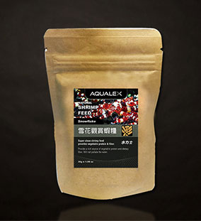 Aqualex Premium Snowflake Shrimp Food