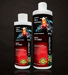 Aqualex Premium TM-1 Nutrient Solution