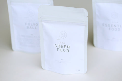 Aqua Eden Green Food - 30G Bag