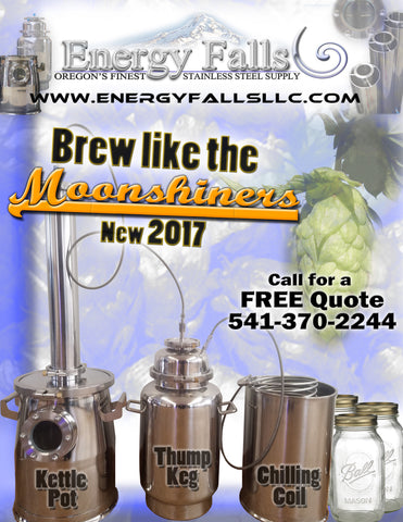 Alcohol Moonshine Whiskey Distillers
