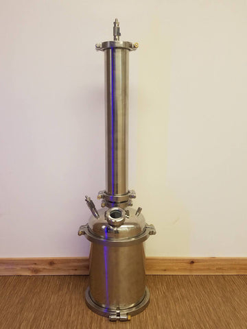 The King 2LB Royal Closed Loop Extractor