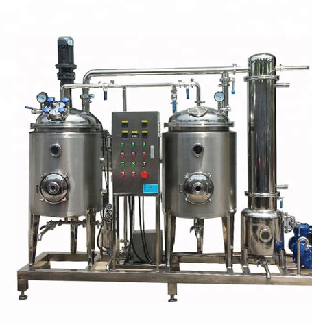 The Qwick-Silver Alcohol Extraction For Cannabis