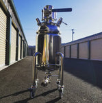 Fully Customizable 50L Stainless Jacketed Reactor
