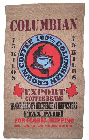 Burl Bag Columbian Coffee