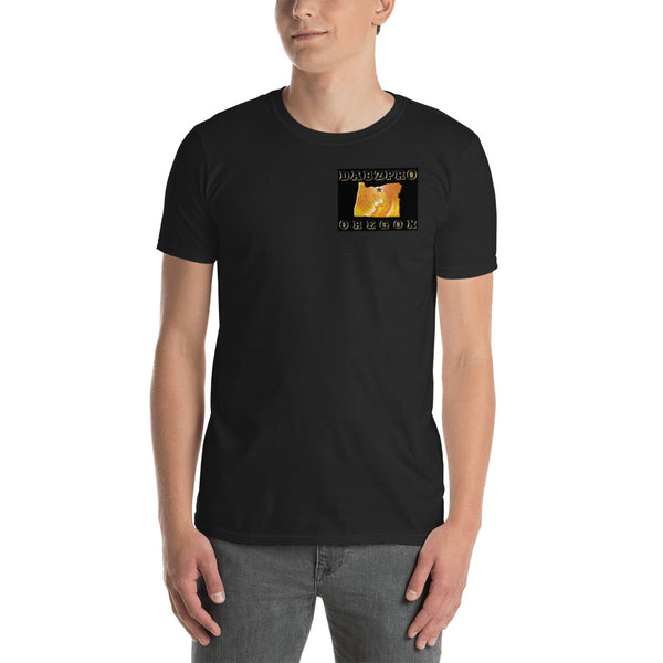 Dabzpro Oregon Short-Sleeve Unisex T-Shirt
