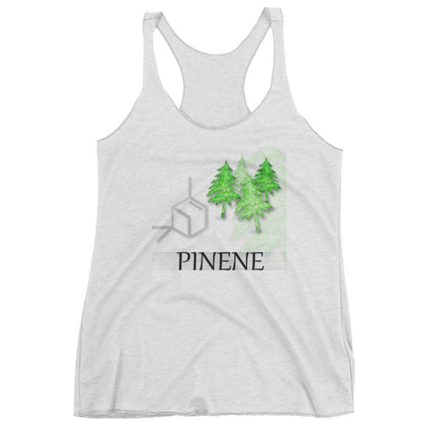 Terpene Tees Pinene Women's tank top