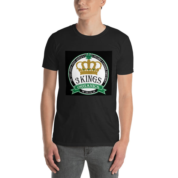 3 Kings Organics Short-Sleeve Unisex T-Shirt