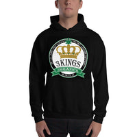 3 Kings Organics Hooded Sweatshirt