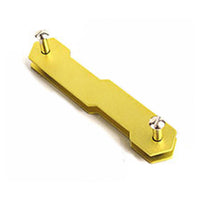 Aluminum Alloy Key Holder Clip Organizer