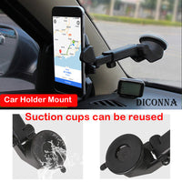 360° Universal Suction cup  Phone Holder Mount