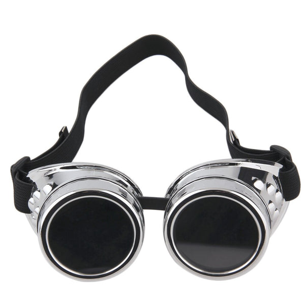 Retro Steam Punk  Welding Goggles