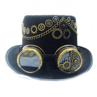 Fedora Hat Steampunk Hat For Women