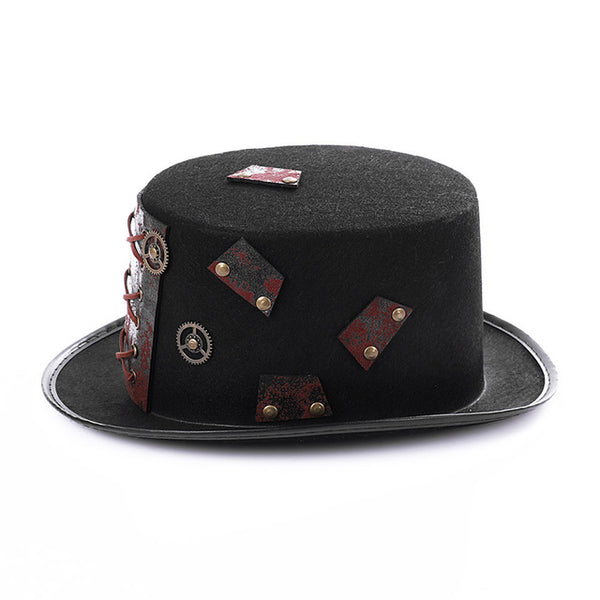 Steam Punk Style Bowler Hat