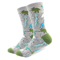 Pattern Long Tube Socks Novelty Pattern Crazy Socks