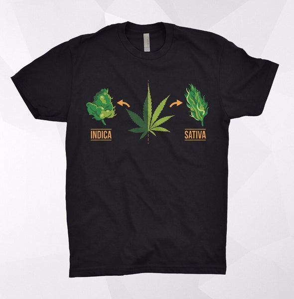 2019 New Arrival Men'S Fashion Funny Tees Men Short Weed T Shirt  Retro T Shirts