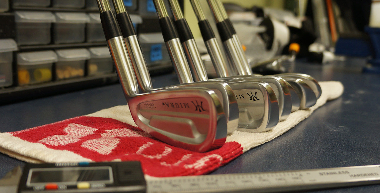 Custom Made Golf Equipment