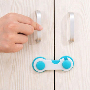 Baby Protector Multi-function Door Locks (Set of 3)