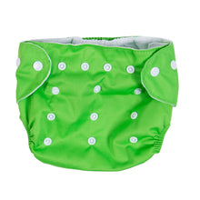 Load image into Gallery viewer, Baby Washable Diapers (3pcs @ Random Colors)